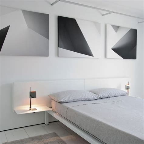 Bespoke Bed Frames Made Bespoke Minimal Leather And Steel Bed Frame By