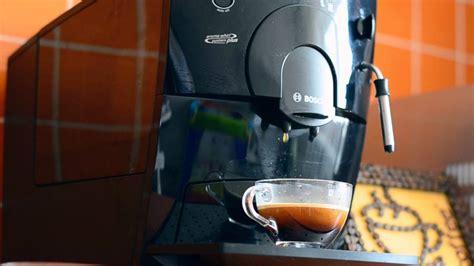 bosch espresso tca5309 reveiw bosch tca5309 husholdningsapparater