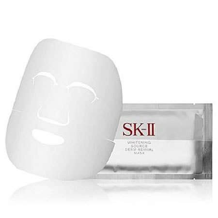 Sk Ii Di Counter Indonesia harga sk ii whitening source derm revival mask murah