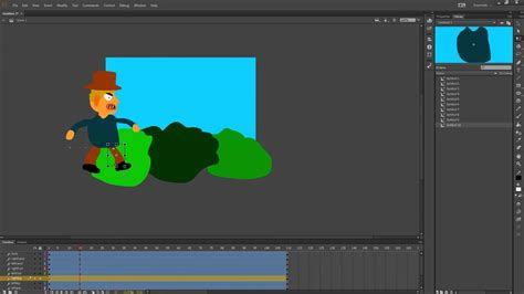 tutorial flash motion flash cc tutorial basic animation using motion tween