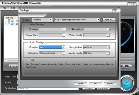 download mp3 m4r converter emicsoft mp3 to m4r converter download