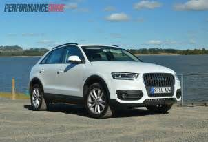 2013 audi q3 2 0 tfsi quattro review performancedrive