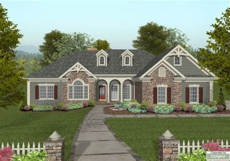 the mount airy 8460 3 bedrooms and 2 baths the house