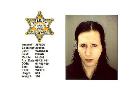 Eminem Criminal Record Busted Mugshots Df Bothma