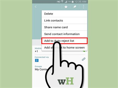 block a number android 3 ways to block a number on android wikihow