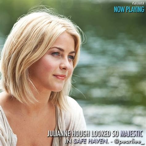 julianne hough from safe haven hair quot julianne hough looked so majestic in safe haven