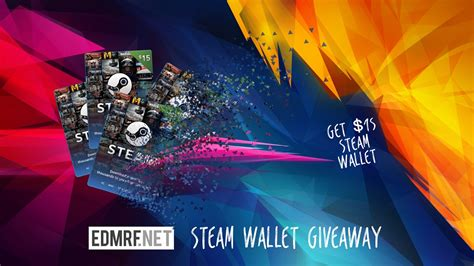 Steam Free Giveaway - free 15 steam gift card giveaway edmrf net music for content creators