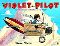 violet the pilot violet the pilot by steve breen reviews discussion bookclubs lists
