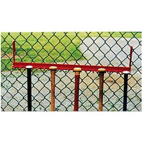 Topi Bat Flag High Quality Product04 baseball bat racks steel fence bat rack