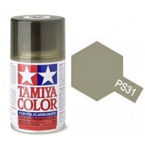 Tamiya Spray Paint Ps 31 Smoke tamiya ps 31 smoke 100ml spray can 86031 color spray ps tamiya tools paints etc