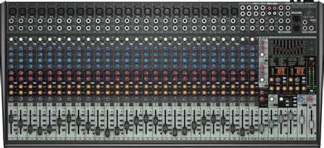 Mixer Behringer Sl3242fx Pro behringer eurodesk sl3242fx pro image 613856 audiofanzine