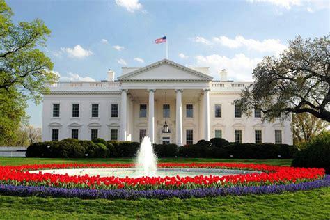 United States White House The White House Washington United States Hisour