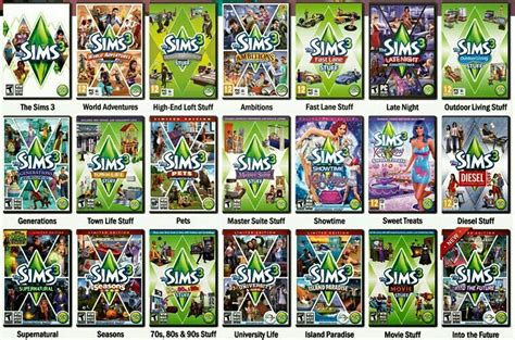 the sims 3 the complete collection torrent 1337x