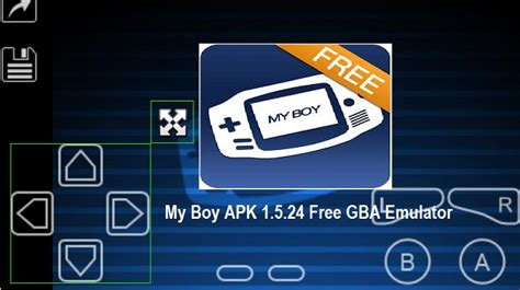 my gameboy apk my boy apk 1 5 24 free gba emulator