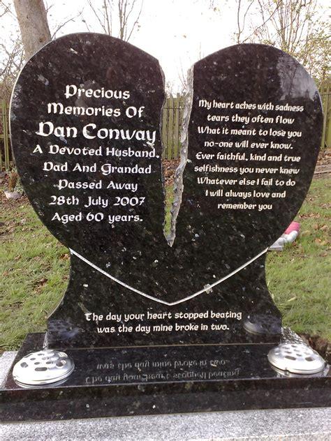 inscription ideas cope memorials