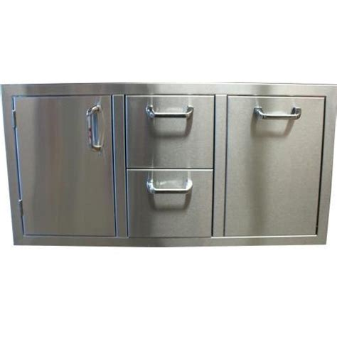 Bbq Doors And Drawers by 260 Series Bbq Island 42 Quot Door And Drawer Combo Unit