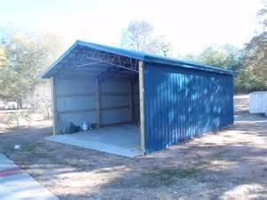 30 by 40 pole barn need metal 20 x 30 3 sides enclosed pole barn 20x30epb