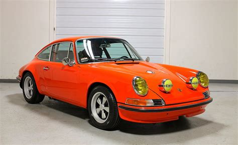 Tangerine Porsche 911 What Orange Is This Targa Tangerine Or Signal Orange