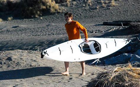 Oru Origami Kayak - oru kayak portable origami folding boat
