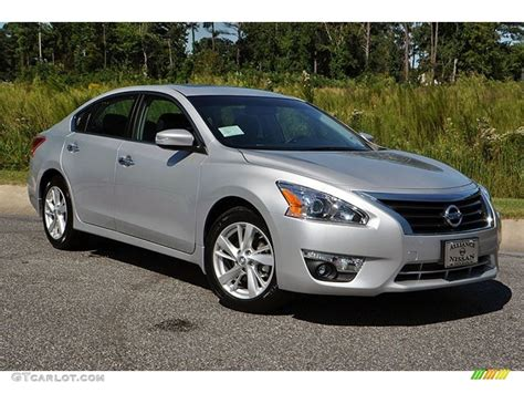 silver nissan 2013 brilliant silver nissan altima 2 5 sl 70749695 photo