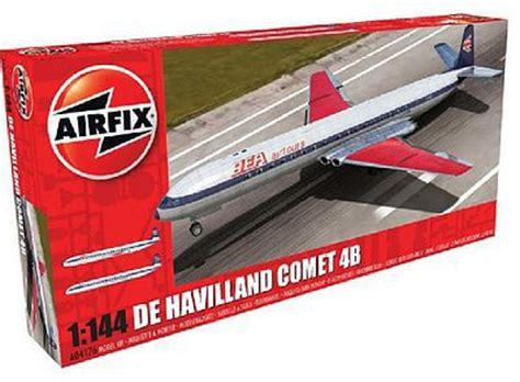 commercial plastic model airplanes dehavilland comet 4b commercial airliner plastic model