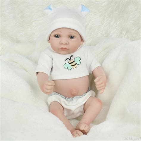 Handmade Dolls For Babies - 10 quot baby dolls soft vinyl lifelike handmade babies