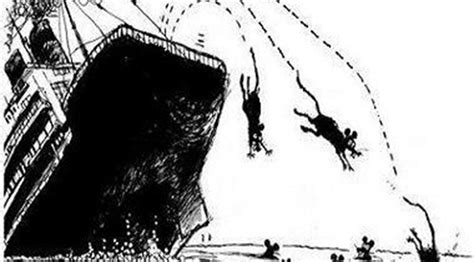 Rats From A Sinking Ship lies lies and startup pr abandon ship
