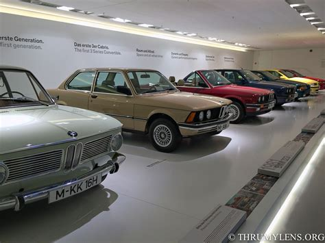 bmw germany touring the bmw museum in munich germany thrumylens