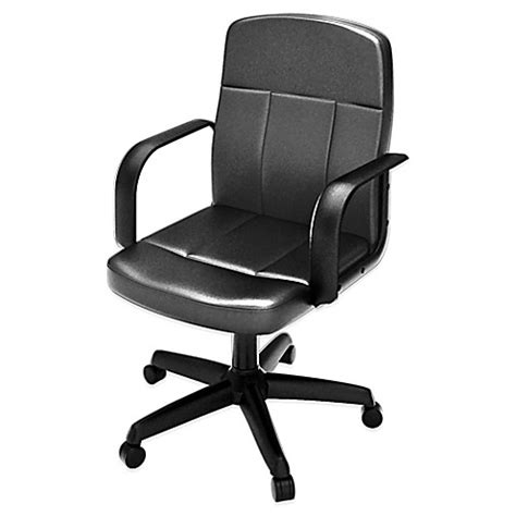 Manager Chair Design Ideas Z Line Designs Manager Chair In Black Bed Bath Beyond
