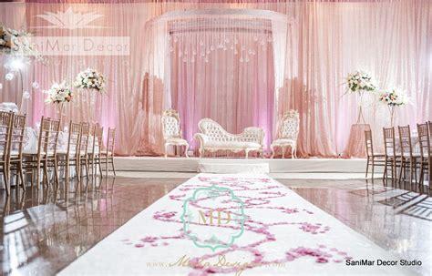 backdrop design for marriage sanimar decor studio
