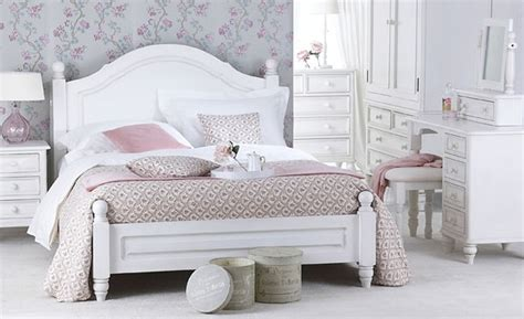 white beds montpelier white painted bed oak furniture solutions