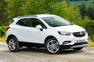Vauxhall Mocca New Vauxhall Mokka X 2016 Review Pictures Auto Express