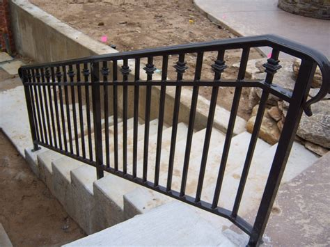 Decorative Handrails Decorative Iron Railings Pictures To Pin On