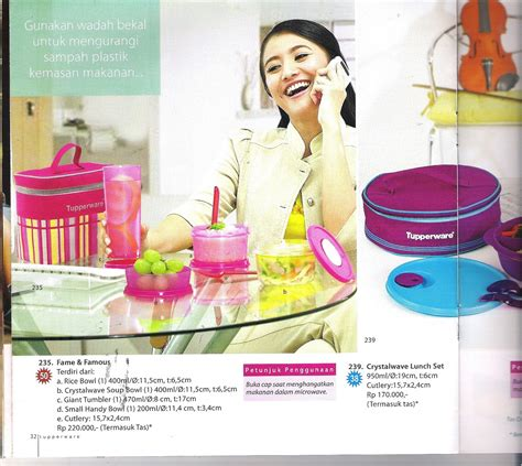 Tupperwarw Tas Handy Cool Lkj87 tupperware surabaya diskon 087854807222 tupperware