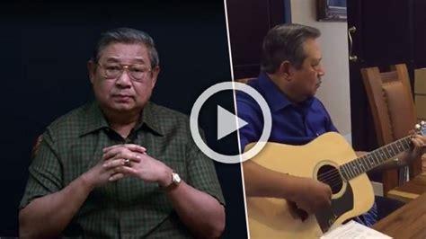 Ksatria Bergitar ketika sby bawakan lagu iwan fals netizen bilang keren