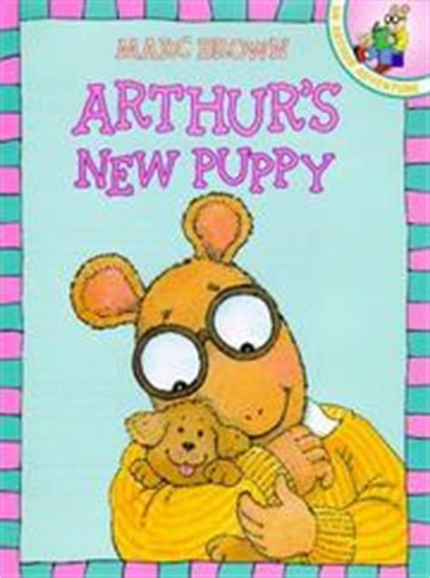 arthur s new puppy arthur s new puppy fox picture books october 9 1997 edition open library