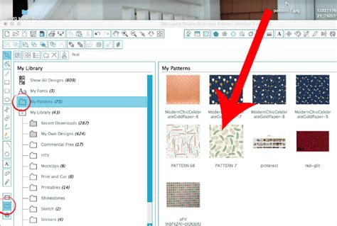 add and a save sets of custom patterns photoshop 6 how to use digital patterns to make custom paper in