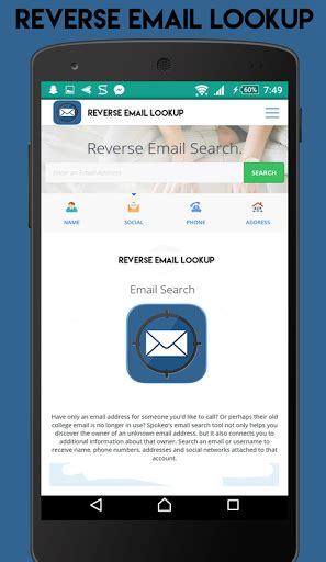Email Lookup Search Email Lookup For Pc And Laptop Windows And Mac Apps For Laptop Pc