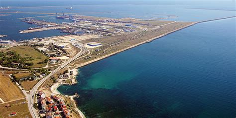 constanta port romania modernisation of the infrastructure in the port of