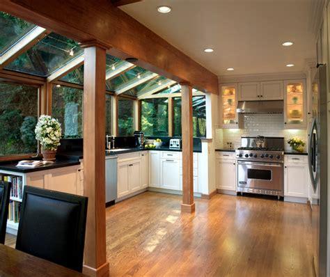 out kitchen designs зонирование кухни