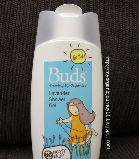 Buds Orange Shower Gel my organic journey review buds for lavender shower gel