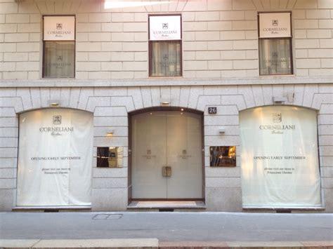 Aprire Uno Studio Di Architettura by Gallery Un Nuova Ala Per Il Negozio Corneliani