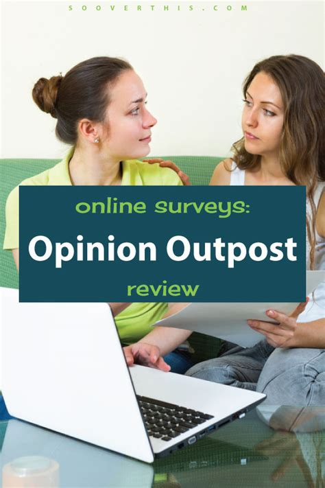Opinion Surveys For Money - online surveys opinion outpost review