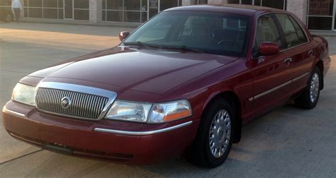 service manual car manuals free online 2003 mercury grand marquis auto manual service manual