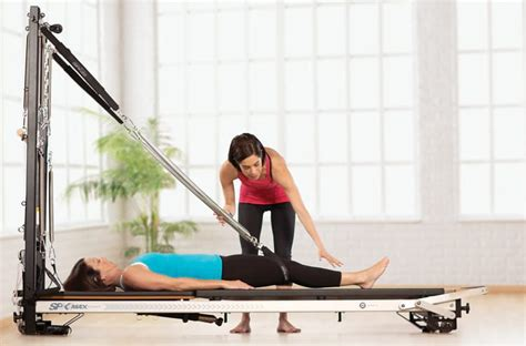 Reformer On The Mat by Shop Stott Pilates Reformers For Home Studio Merrithew