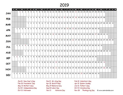 excel calendar project timeline  printable templates