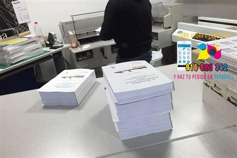archivo imprimir imprenta digital encuadernar tesis doctorales archivos blog de la