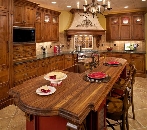 tuscan kitchen islands kitchen trends knotty alder kitchen cabinets