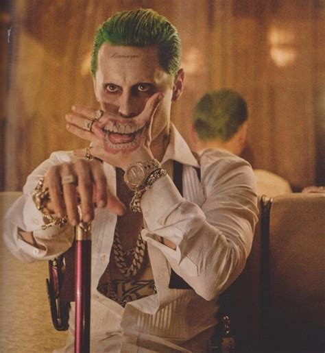 joker tattoo on hand suicide squad images suicide squad feature in empire