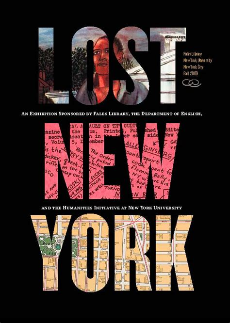 Essay About New York by Patell And Waterman S History Of New York 183 The Project On New York Writing